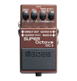 Boss NEW Boss OC-3 Super Octave