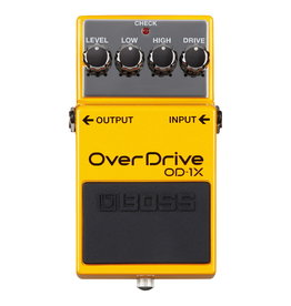 Boss NEW Boss OD-1X Overdrive
