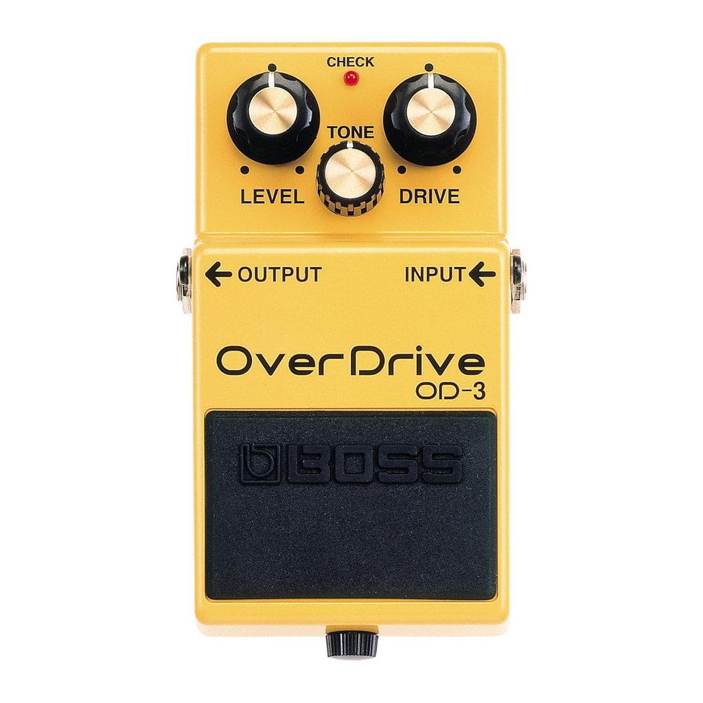 Boss NEW Boss OD-3 Overdrive
