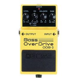 Boss NEW Boss ODB-3 Bass Overdrive