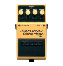 Boss NEW Boss OS-2 Overdrive/Distortion