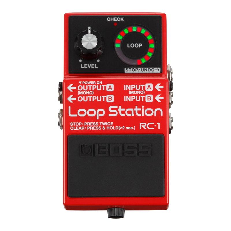 Boss NEW Boss RC-1 Loop Station