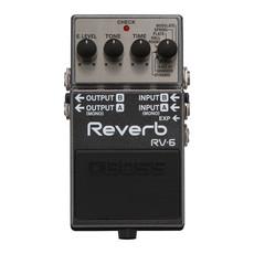 Boss NEW Boss RV-6 Digital Reverb