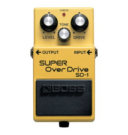 Boss NEW Boss SD-1 Super Overdrive