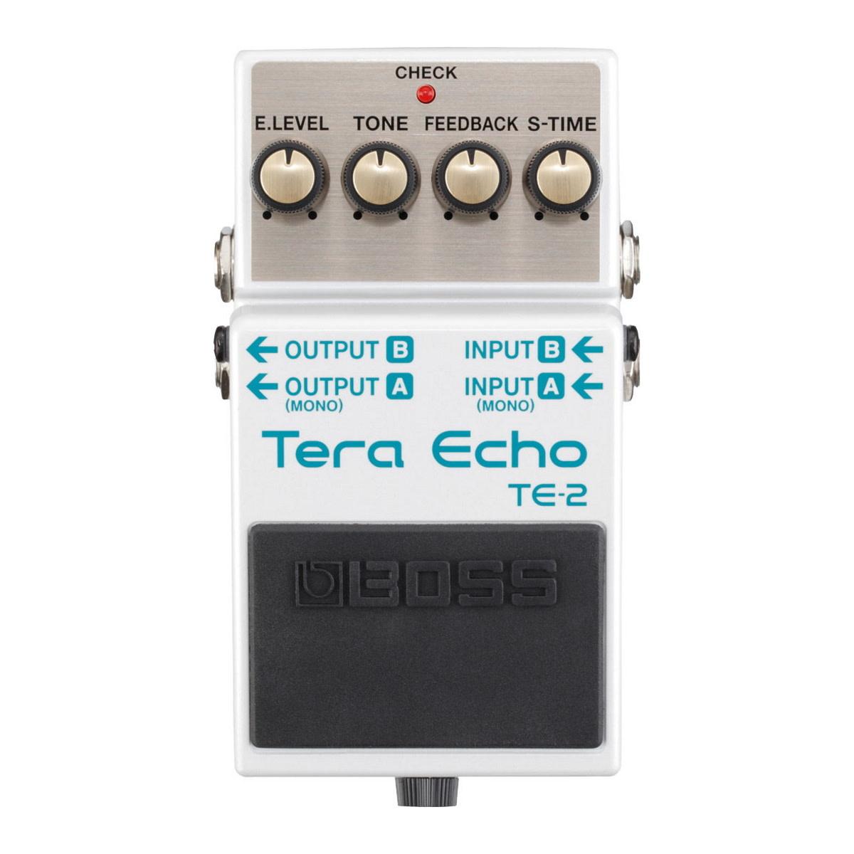 Boss NEW Boss TE-2 Tera Echo