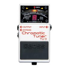 Boss NEW Boss TU-3 Chromatic Tuner