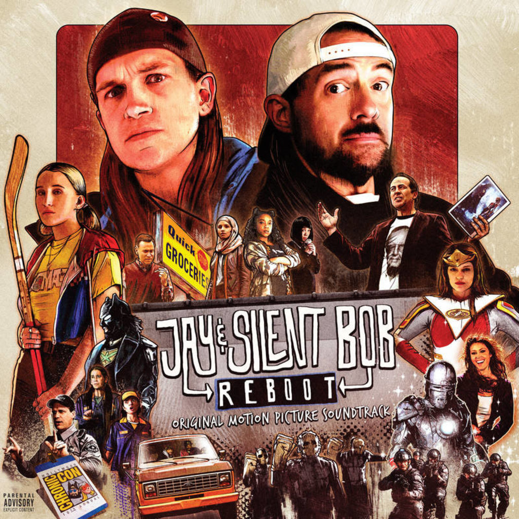 Vinyl VARIOUS ARTISTS - Jay & Silent Bob Reboot (Original Soundtrack) LP