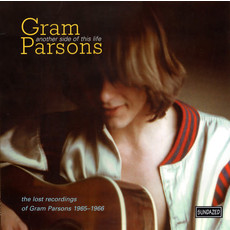 """Vinyl NEW Gram Parsons """" Another Side Of This Life """" Yellow LP"""