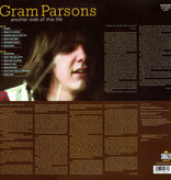"Vinyl NEW Gram Parsons "" Another Side Of This Life "" Yellow LP"
