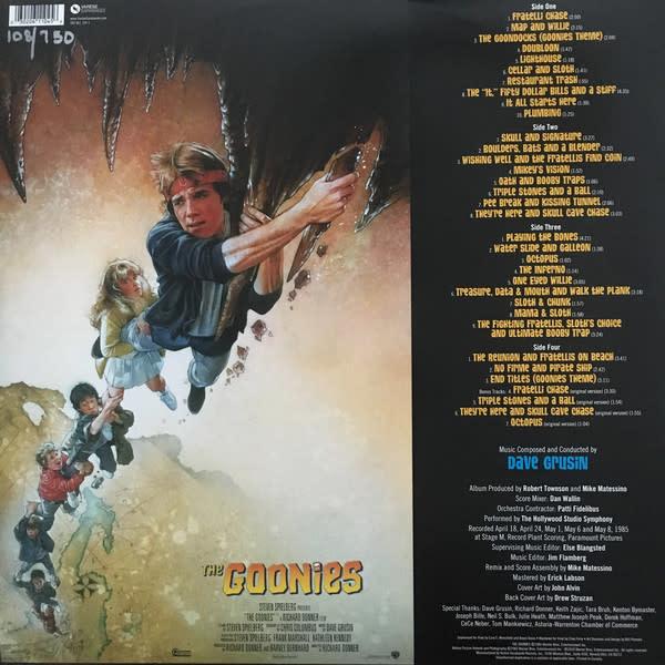 """Vinyl NEW David Grusin """"The Goonies"""" Double LP"""