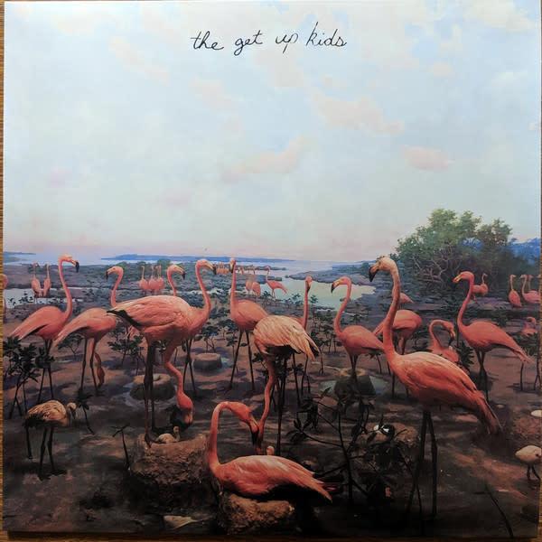 "Vinyl New TheGet Up Kids ""Problems"" LP- Light Blue Vinyl"