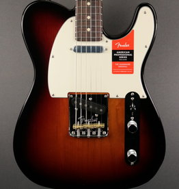 Fender NEW Fender American Professional Telecaster - 3-Color Sunburst (914)