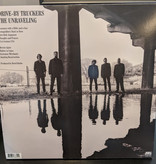 """Vinyl New Drive By Truckers """"The Unraveling"""" LP-Limited Edition- Marbled Blue Sky Vinyl"""