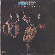 """Vinyl Used Gallery """"Featuring Jim Gold"""" LP"""