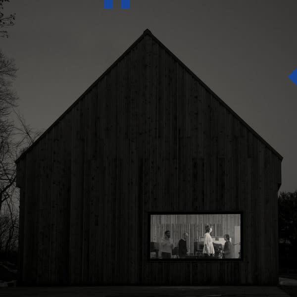 "Vinyl Used The National ""Sleep Well Beast"" Double LP-White Vinyl"