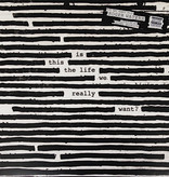"""Vinyl Used Roger Waters """"Is This The Life We Really Want?"""" Double LP"""