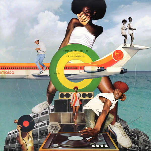 "Vinyl Used Thievery Corporation ""The Temple of I&I"" Double LP"