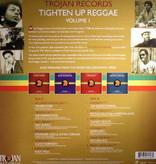 """Vinyl Used Various Artists """"Trojan Records: Tighten up Reggae Vol1"""" LP"""