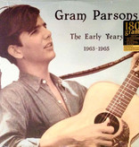 """Vinyl Used Gram Parsons """"The Early Years 1963-1965"""" Limited Edition-LP"""