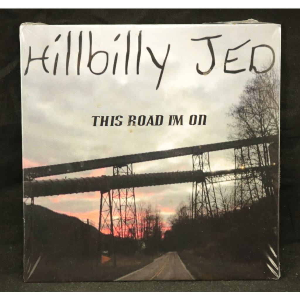Local Music NEW Hillbilly J.E.D - This Road I'm On - CD