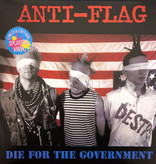 "Vinyl New Anti Flag ""Die for the Government"" LP-Limited Edition-Splatter Vinyl"