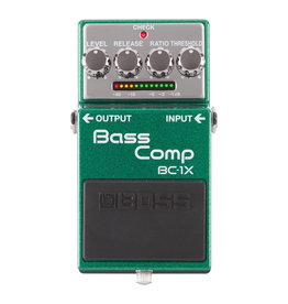 Boss NEW Boss BC-1X Bass Compressor