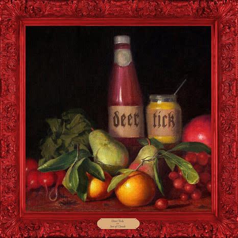 """Vinyl New Deer Tick """"Vol. 1"""" LP-Red Vinyl"""