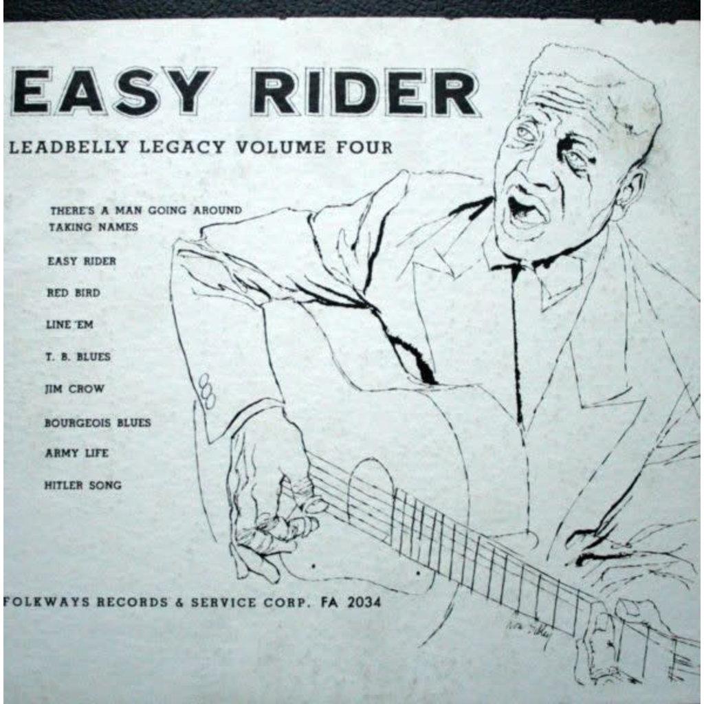 "Vinyl New Lead Belly ""Easy Rider"" LP"