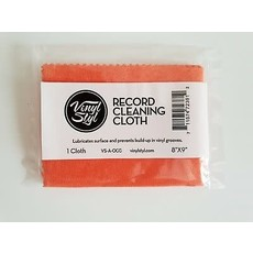 Vinyl Vinyl Styl Lubricated Cleaning Cloth