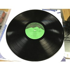 """Vinyl Used Sparky Rucker """"Cold & Lonesome on a Train"""" LP"""