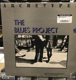 """Vinyl Used Archetypes """"The Blues Project"""" LP"""