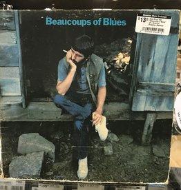 "Vinyl Used Ringo Star ""Beaucoups of Blues"" LP-Scranton Pressing-Gatefold"