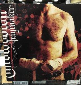 """Vinyl Used Throwdown """"Haymaker"""" LP-Blood red Vinyl"""