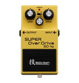 Boss NEW Boss SD-1W Waza Craft Super Overdrive Pedal