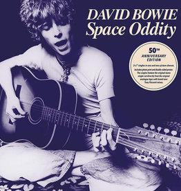 "Vinyl New David Bowie ""Space Oddity"" 50th Anniversary Edition-2x7"" Singles"