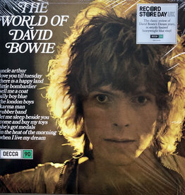 """Vinyl New David Bowie """"The World of David Bowie"""" LP-Limited Edition"""
