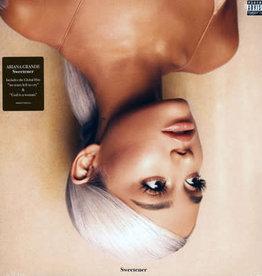"Vinyl New Ariana Grande ""Sweetner"" Double LP"