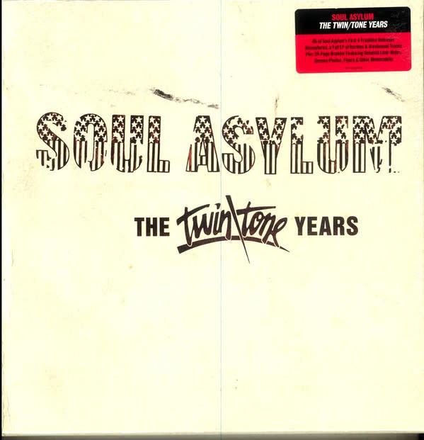 "Vinyl New Soul Asylum ""The Twin/Tone Years"" Limited Edition Box Set"