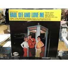 "Vinyl Used various Artists ""Haul Off And Love Me"" LP"