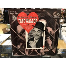 "Vinyl Used Fats Waller ""Valentine Stomp"" LP"
