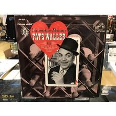 "Vinyl Used Fats Waller ""Valentine Stomp"" LP"