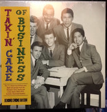"Vinyl New RSD18 Various Artists ""Takin' Care of Business: Soul, R&B, and Garage from the vaults of Rampart Records 1963-1971"" 7in Box Set-Limited Edition"