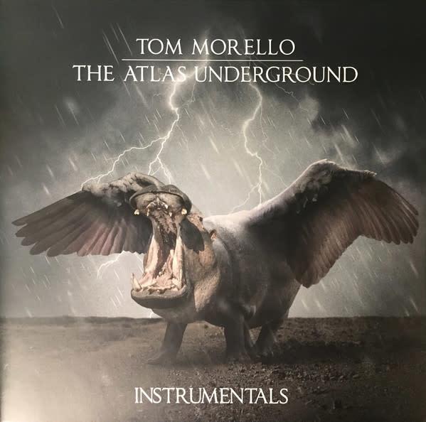 "Vinyl New RSD18 Tom Morello ""The Atlas Underground Instrumentals"" LP-Limited Edition"