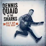 "Vinyl New RSD19  Dennis Quaid & The Sharks ‎""Out Of The Box"" LP-Limited Edition"