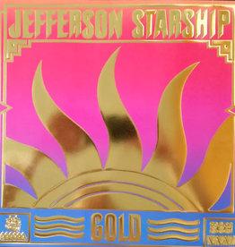 "Vinyl New RSD19  Jefferson Starship ""Gold""-LP-Limited Edition-Gold Vinyl"