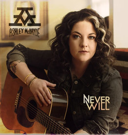 "Vinyl New Ashley McBryde ""Never Will"" LP"