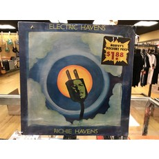 "Vinyl Used Richie Havens ""Electric Havens"" LP-Still Sealed"