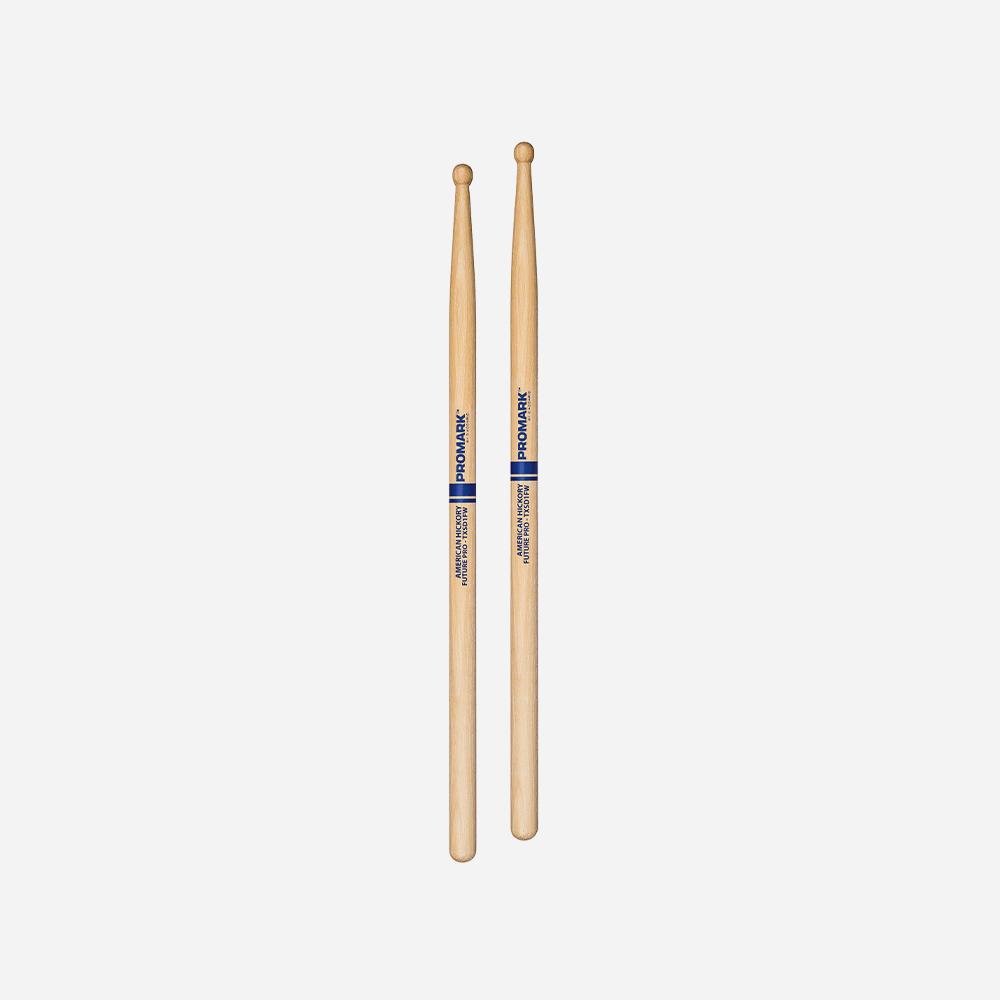 Pro-Mark NEW Promark Classic Future Pro Hickory - Wood Tip
