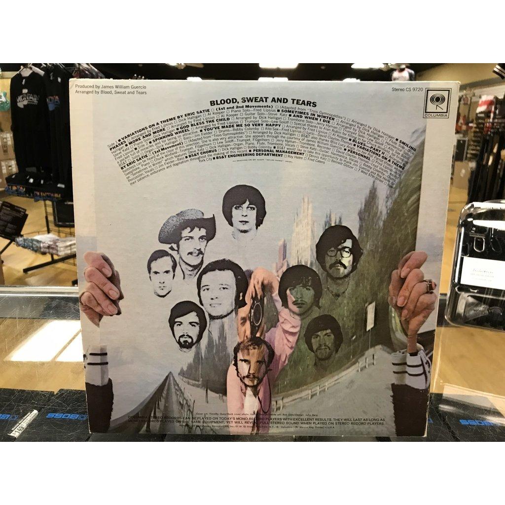 Vinyl Used Blood, Sweat & Tears  Self Titeled LP-Gatefold