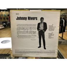 "Vinyl Used  Johnny Rivers ""Johnny Rivers"" LP"